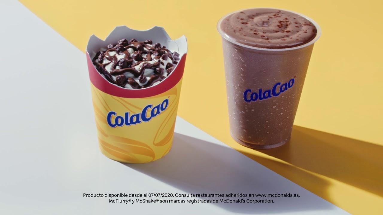 Nuevo McFlurry Colacao