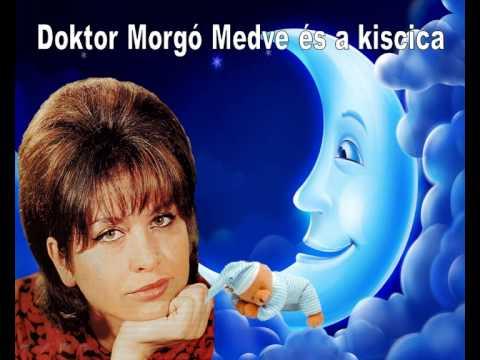 Domján Edit-Doktor Morgó Medve és a kiscica