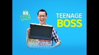 Teenage Boss - launch trailer