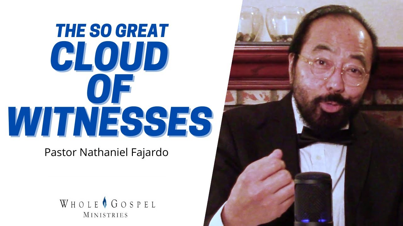Download The So Great Cloud of Witnesses