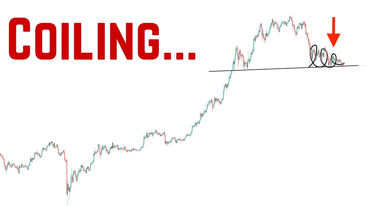 Bitcoin is POISED for THIS Large Move   It's Happening...   Crypto Gambler