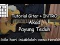Belajar Gitar Akad Payung Teduh