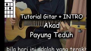 Video Belajar Gitar (Akad - Payung Teduh) download MP3, 3GP, MP4, WEBM, AVI, FLV Juli 2018
