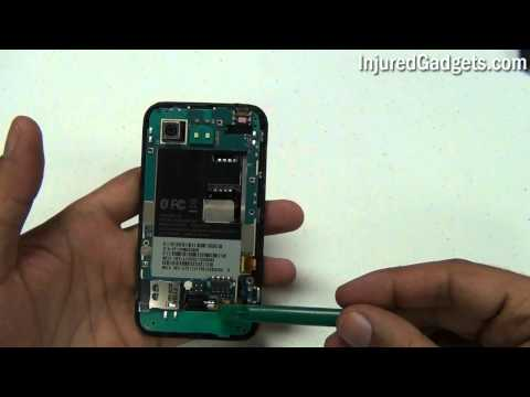 HTC Droid Incredible 2 (HD 720p) Touch Screen Glass Digitizer & LCD Display Repair Replacement Guide
