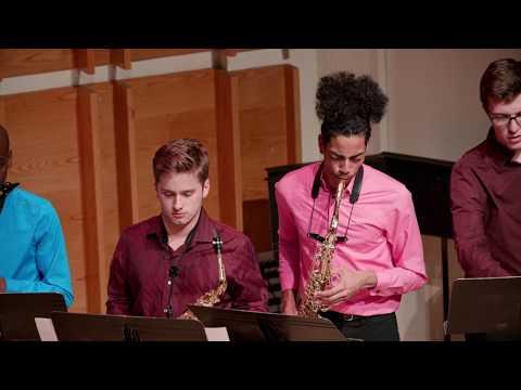 Special Music School High School performs Gershwin's Summertime