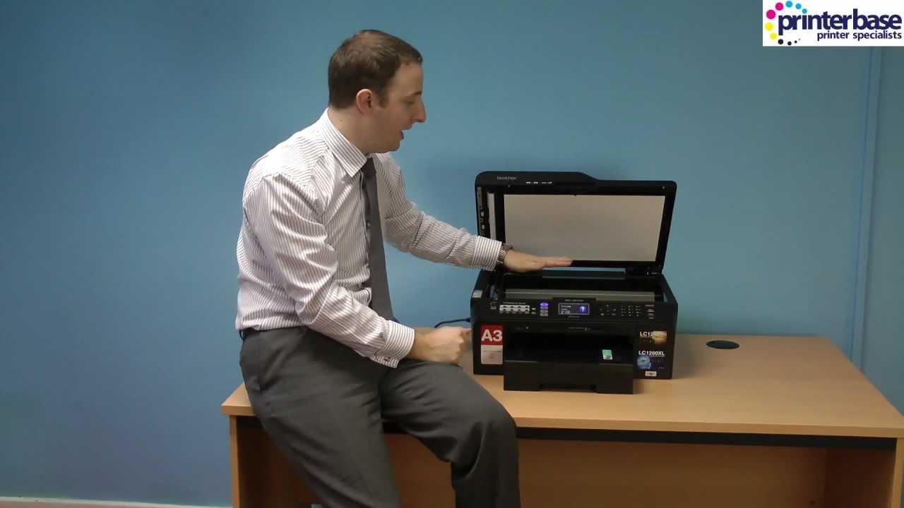 Driver: Brother MFC-J6510DW Printer/Scanner
