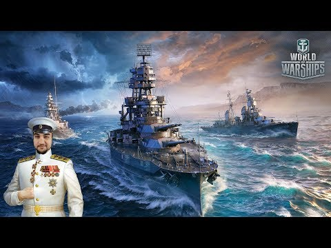 [18+] Warhammer 40к и раздача ништяков World of Warships (PC)