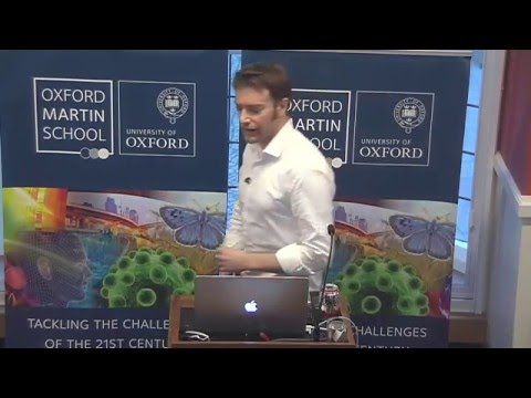 'The dawn of quantum technology' with Prof Simon Benjamin