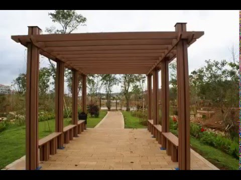 How To Build A Pergola On A Wood Deck