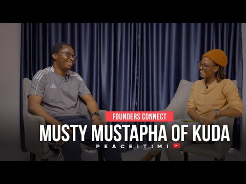 #FoundersConnect: Interview with Musty Mustapha, Co-Founder & CTO of Kuda