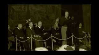 New Audio of General Eisenhower Talking about Art