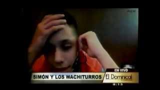 La Verdadera Historia De Simon Samuel Gaete [Simon & Los Wachiturros]