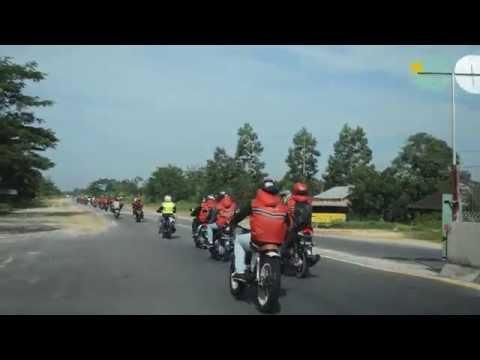 Telkomsel Motorcycle Community Pekanbaru #Tour2015 #3