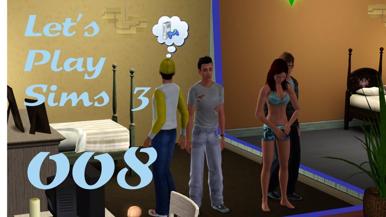 Let\'s Play Sims 3 [Deutsch] 08 - Neues Haus, neues Glück (Baufolge ...