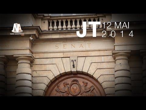 JT 12/05/2014 : L'assurance vie au Sénat - MACSF - Pub Allianz