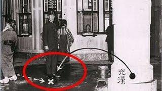 東京駅、床の「とあるマーク」に歴史が刻まれていた【歴史的事件】 2012...