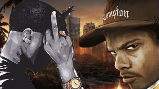 Скачать 2Pac Ft Eazy E Gangster Love