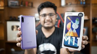 Samsung Galaxy M11 Unboxing | M-Series Official Now!