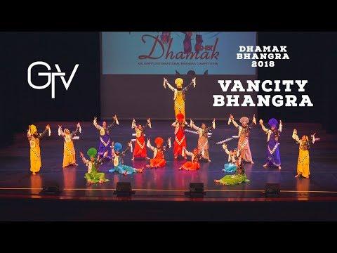 Vancity Bhangra – Dhamak Bhangra 2018