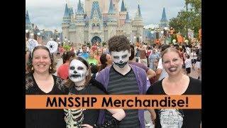 Shopping at Mickey's Halloween Party ~ Magic Kingdom ~ MNSSHP 2017
