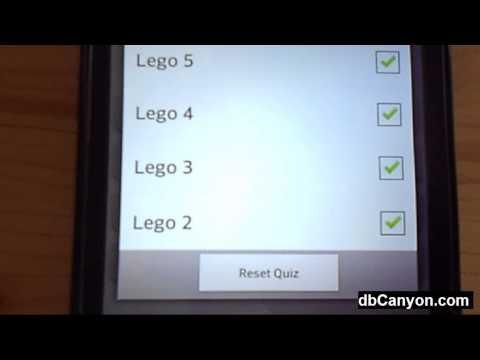 Lego Quiz