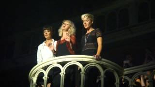 Jacqueline Govaert a capella Paradiso Amsterdam 20/09/2014