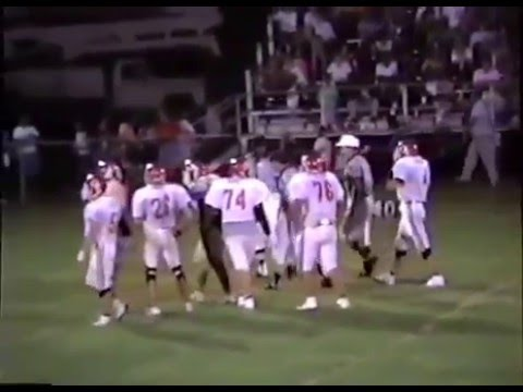 1990 Stilwell Indians at Pocola Indians Football