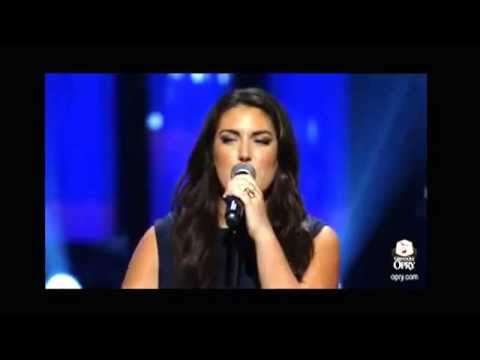 Kree Harrison - All cried out
