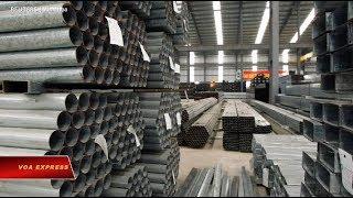 VN tái khẳng định 'phối hợp' với Mỹ vụ thép bị áp thuế hơn 400% (VOA)