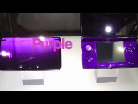 Nintendo 3ds Colors Cases Nintendo 3DS co...