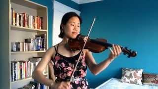 Arirang (아리랑) Fiddle Variations - MJ Lee.