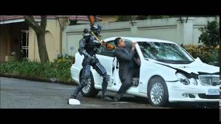 Chappie - Carjacking german / Autodiebstahl