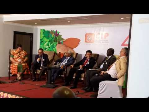 CIP 45th Celebrations in Addis Ababa