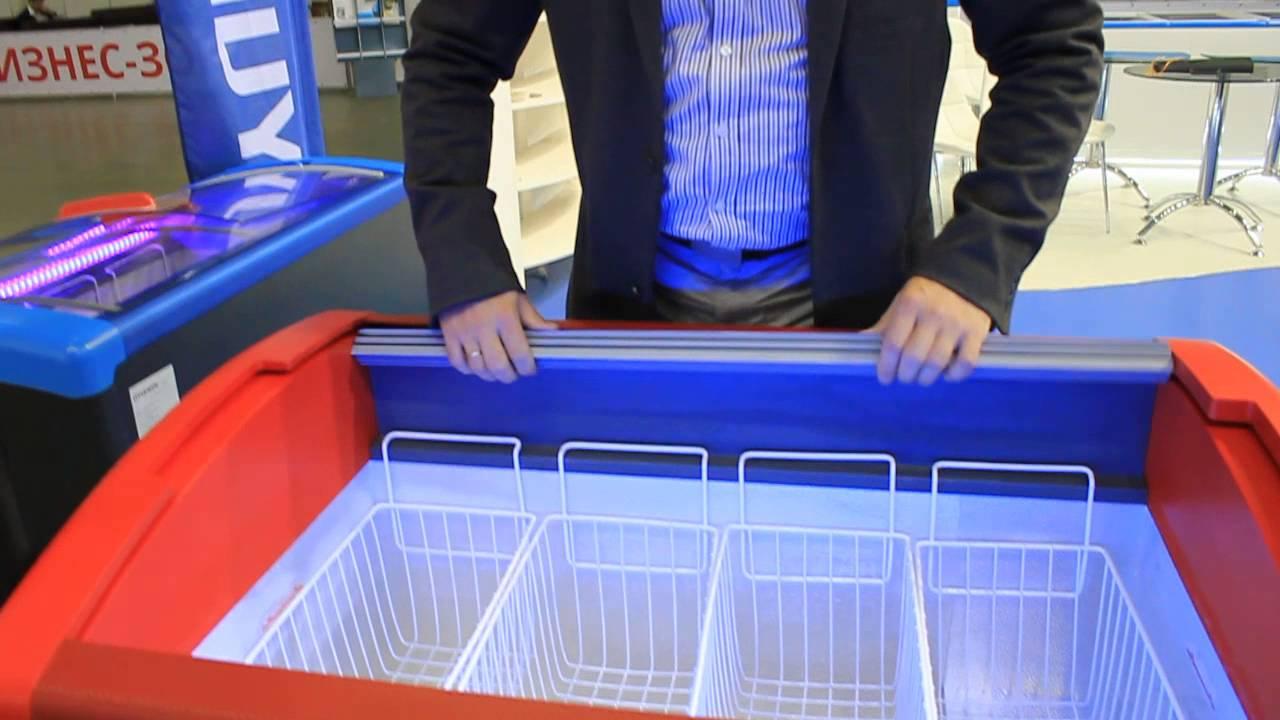 Морозильные лари inter. Где используется морозильный ларь. Заморозка продуктов – оптимальный способ сохранить их свойства и витаминный состав на долгое время. Температура в камере составляет до -25ºс. Морозильные лари незаменимы в помещениях магазинов, на предприятиях общепита и.