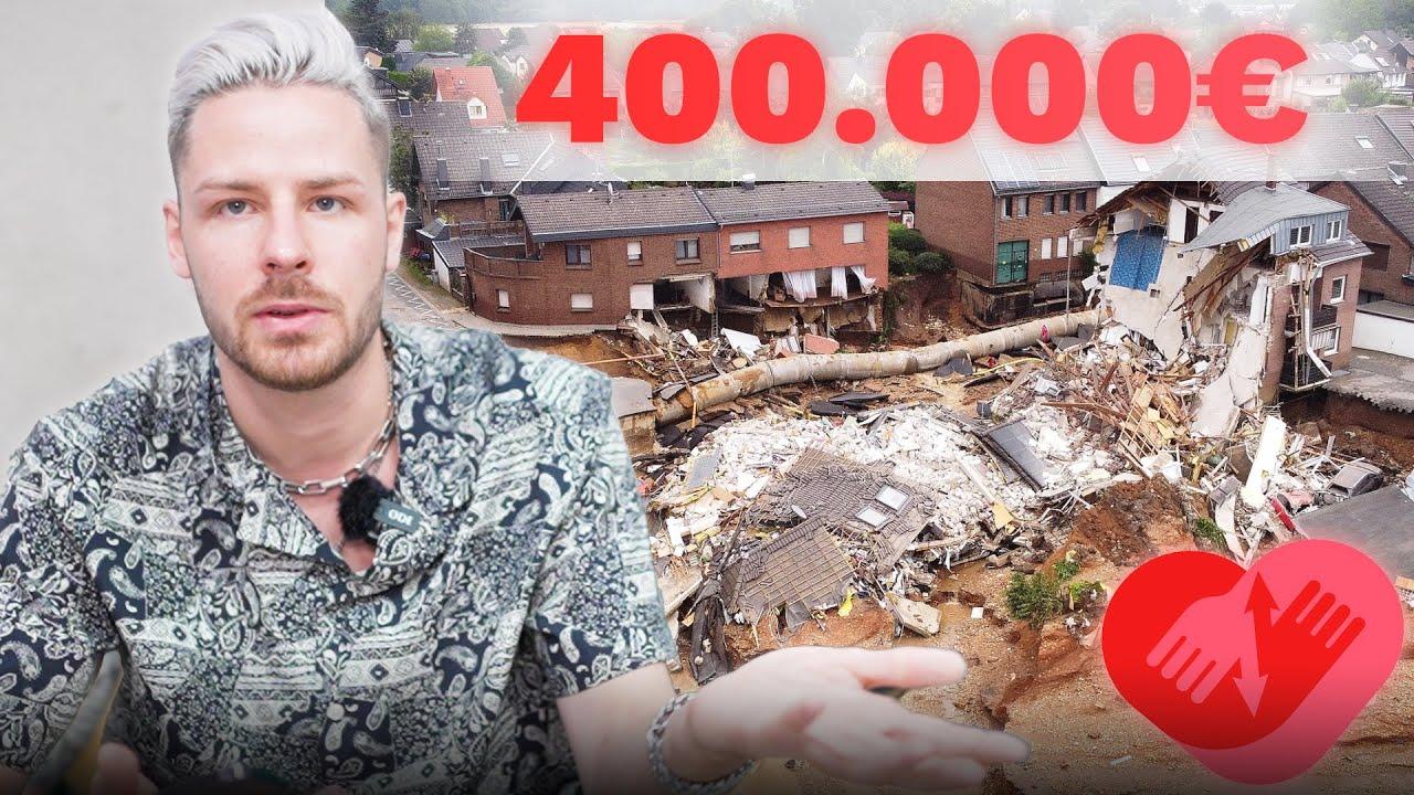 400.000 € - Hochwasserkatastrophe UPDATE!
