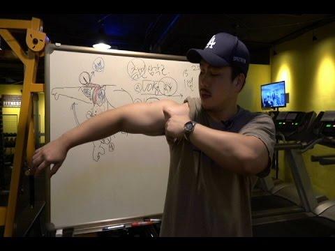 #4 [어깨근육키우는 전문기술] 측면삼각근을 �