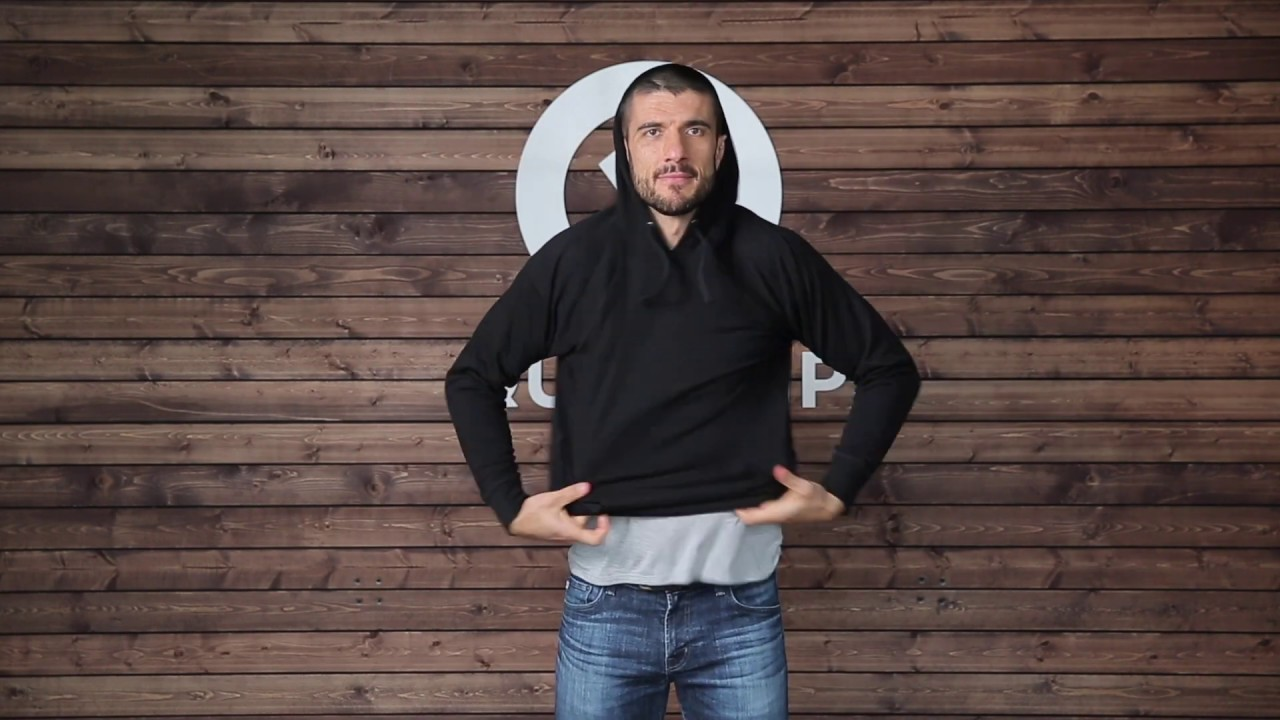 cf19c9dc8 The Pullover Hoodie by Quikflip (As Seen on Shark Tank). Quikflip Apparel