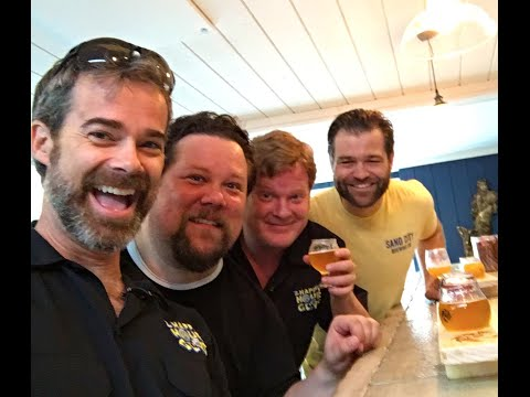 Oh, how we Long (Island) for Sand City Brewing! - HHG 330