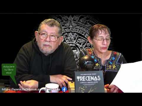 VIDEO CONFERENCIA <br>HISTORIA ANCESTRAL DE MÉXICO<br>LUZ Y GUILLERMO MARÍN
