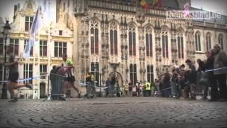 URBAN TRAIL RUN Brugge 2013