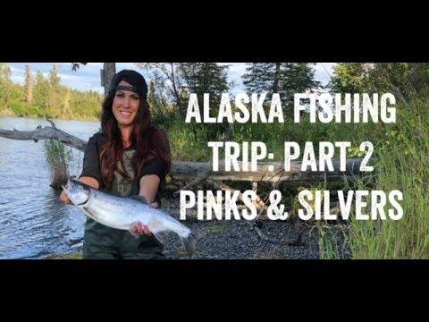 2018 Alaska Salmon Fishing Trip: Part 2 - Pinks & Silvers