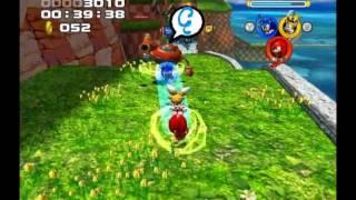 Gameplay: Sonic Heroes #1
