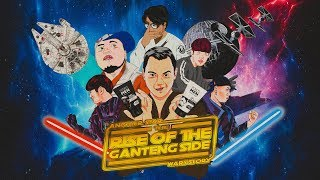 THE RISE OF THE GANTENG SIDE: Another Star Wars Story
