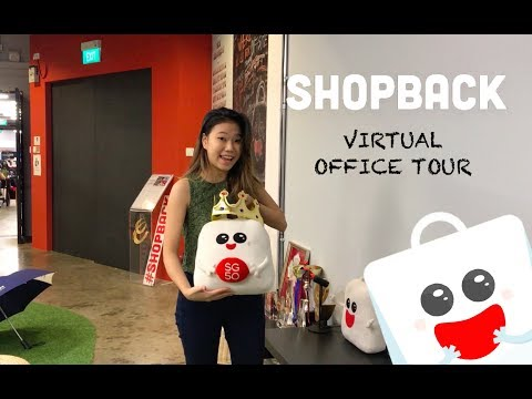 ShopBack SG Office Tour