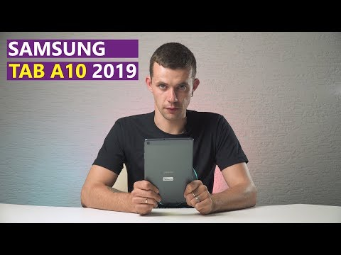 Samsung Galaxy Tab A 10.1'' 2019. Бюджетно, але не соромно. Огляд.