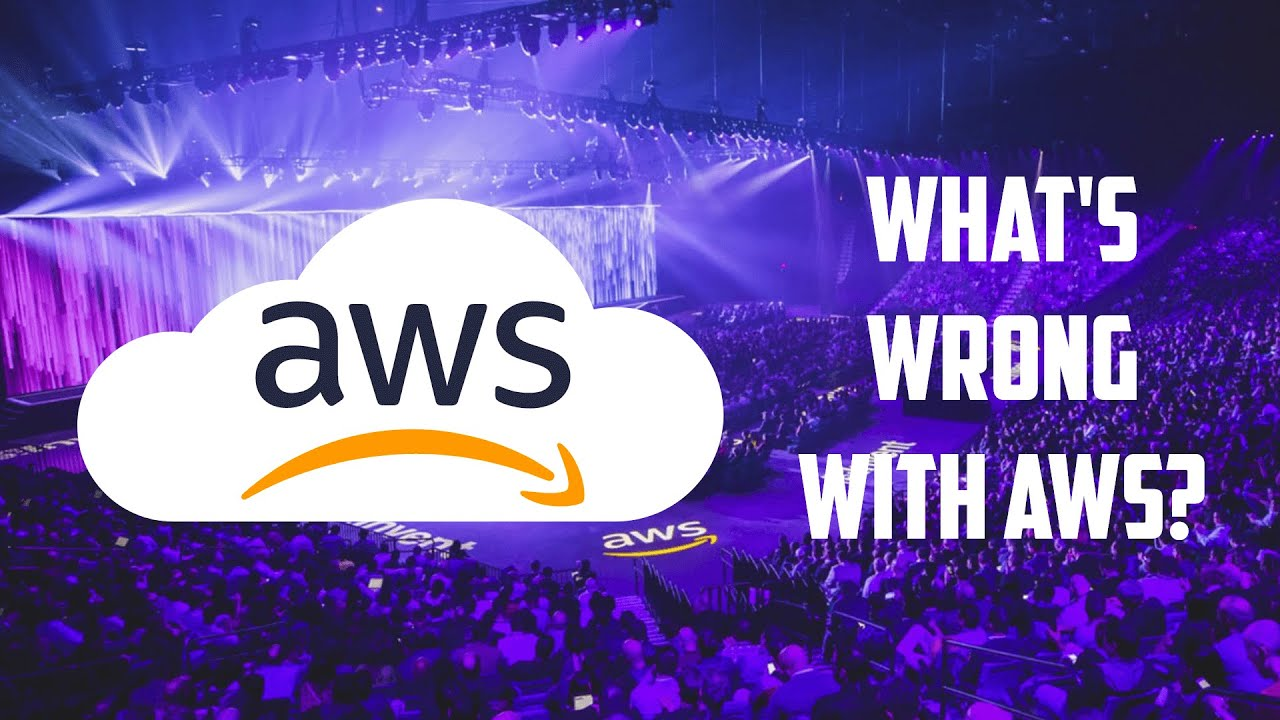 Why I hate AWS - Explained in 23 mins | By Self Taught Dev..