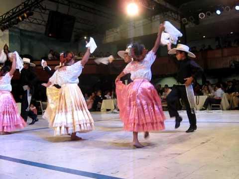 Coreografia Marinera Norteña Niños Brisas Del Titicaca