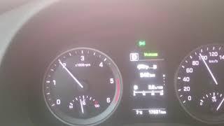 Расход Hyundai Tucson 2017, CRDI 2.0. Я в шоке!