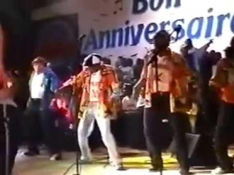 JB Mpiana & Wenge BCBG Anti Terro Live Seben 2