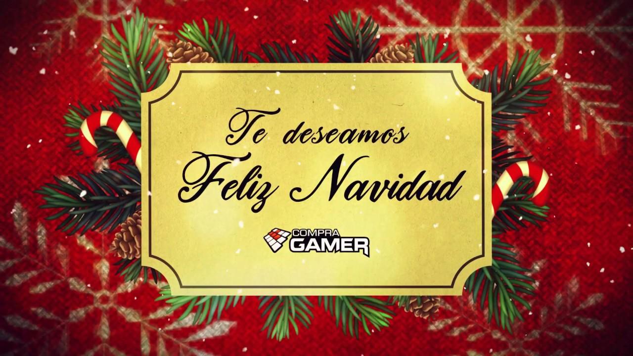 Download Feliz Navidad 2019    #CompraGamerTV